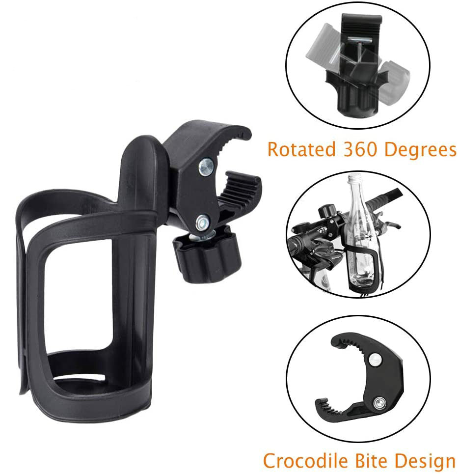 Bicycle Bottle Cage Handlebar Mount Water Cup Holder