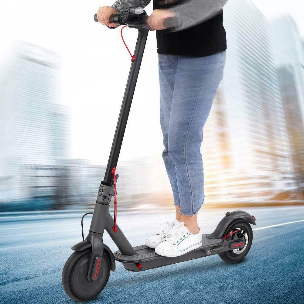 8.5 Inch Wheel 250W Foldable Adult Electric Scooter E-bike