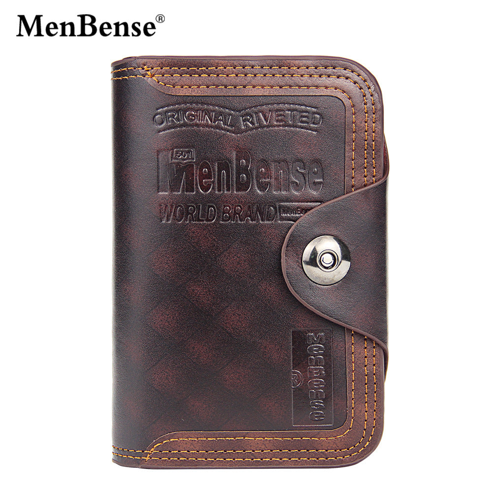 MenBens Leather Wallet