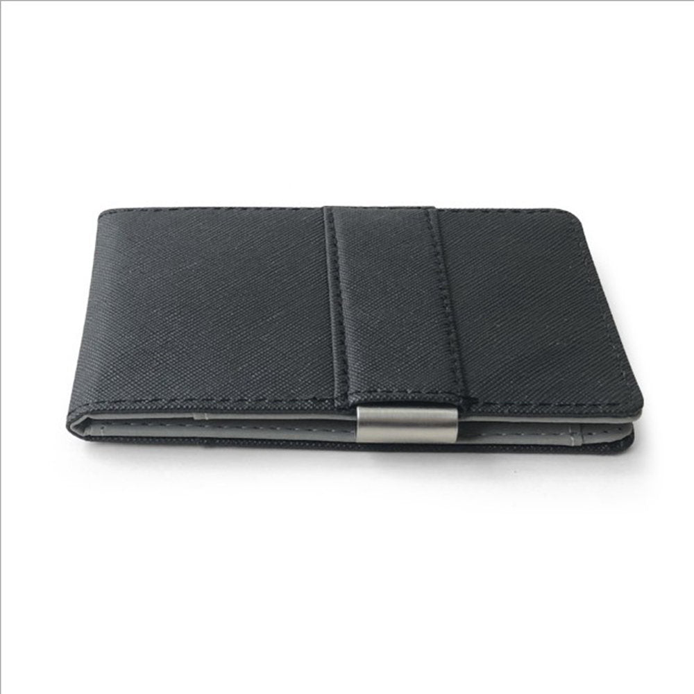 Slim Minim-list Wallet for the Gents
