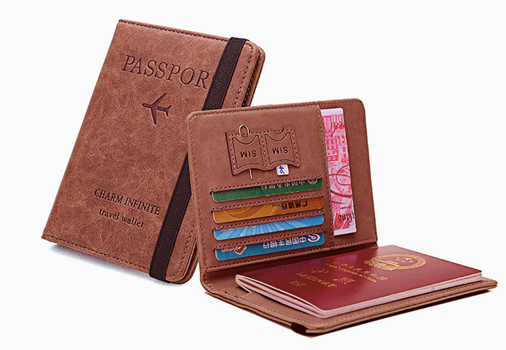 "Travel Wallet ""Protector"" RFID"