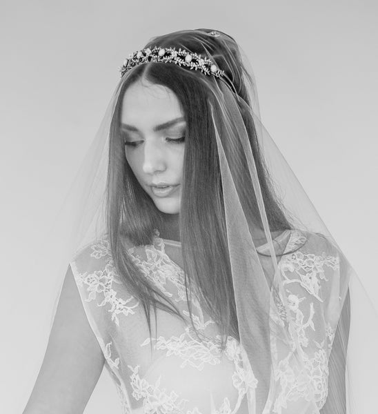 The Annalise Headpiece