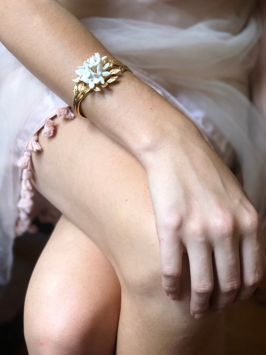 Annabelle Bracelet in White