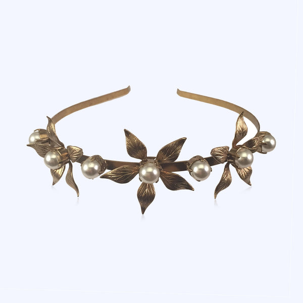 The Iris Headpiece