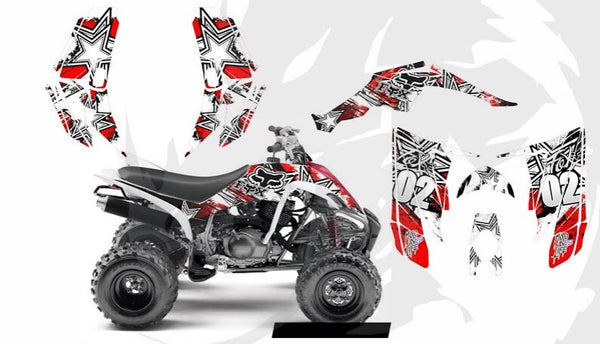 Yamaha Raptor 350 Graphics 9