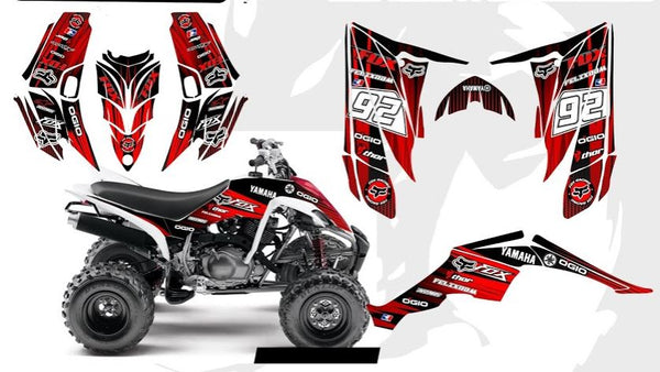 Yamaha Raptor 350 Graphics 7