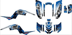 Yamaha Raptor 660 -blue