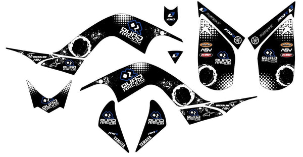 Yamaha Raptor 700R Graphics 1