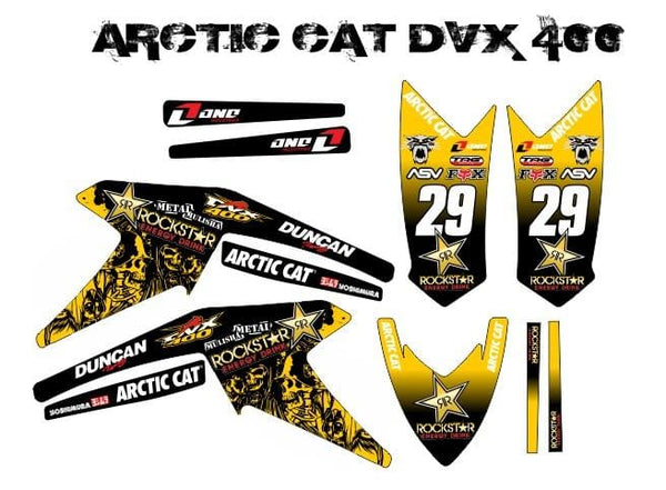 Artic Cat DVX D2
