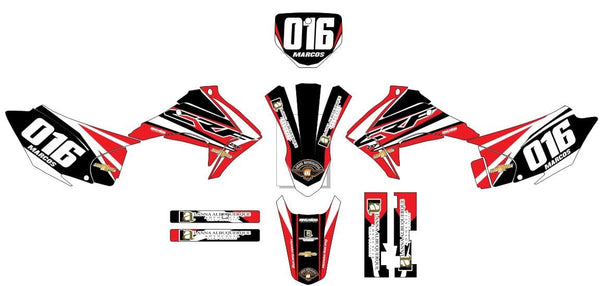 Honda CRF 130 Graphics