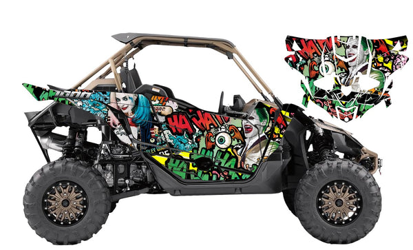 Yamaha YXZ1000 Graphics d1