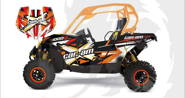 Can-Am Maverick d8