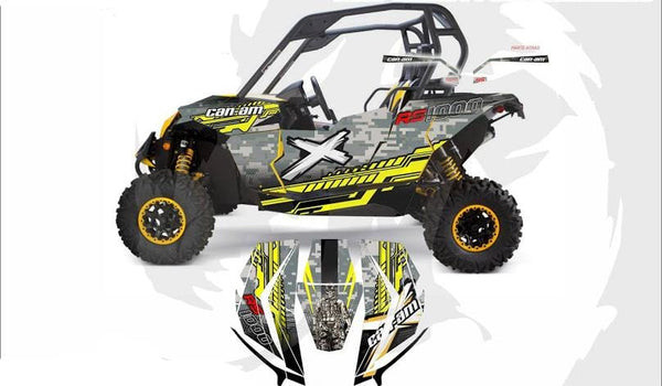 Can-Am Maverick d10
