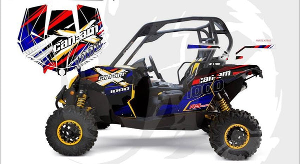 Can-Am Maverick d12
