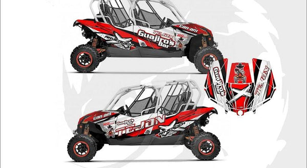 Can-Am Maverick d13