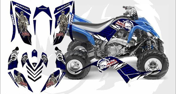 Yamaha Raptor 700R Graphics d21