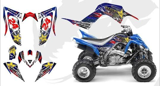 Yamaha Raptor 700R Graphics d23