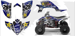 Yamaha YFZ Graphics (2003-2008)-d109