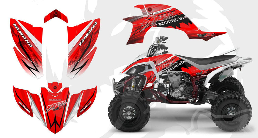 Yamaha YFZ Graphics (2003-2008)-d119