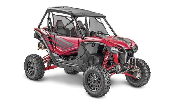 Honda Talon Template 2019