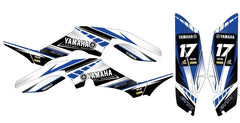 Yamaha Raptor 350 Graphics d7