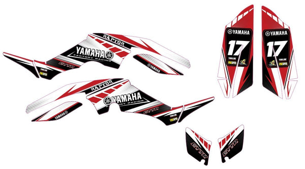 Yamaha Raptor 350 Graphics d8