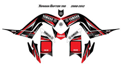 Yamaha Raptor 700R Graphics d1
