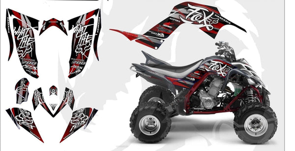 Yamaha Raptor 700R Graphics d24