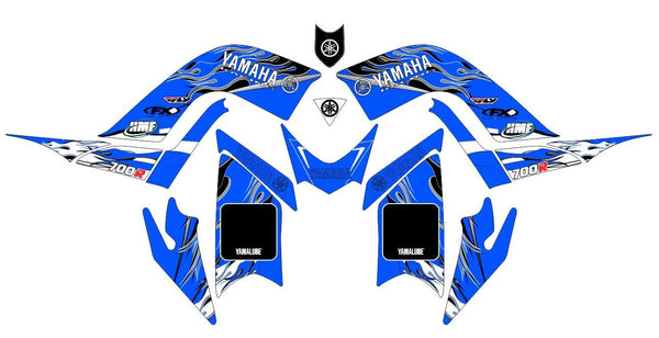 Yamaha Raptor 700R Graphics d26