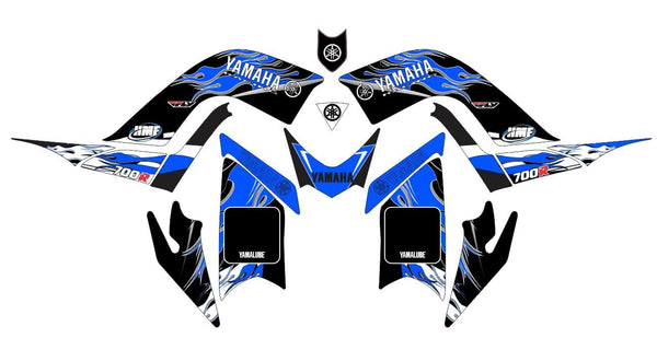 Yamaha Raptor 700R Graphics d30