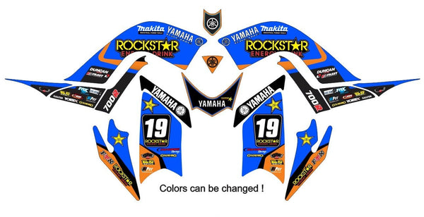 Yamaha Raptor 700R Graphics d29