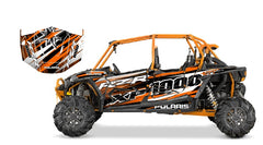 Polaris RZR 1000 d1-4 Door