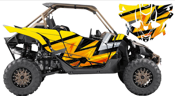 Yamaha YXZ1000 Graphics d10