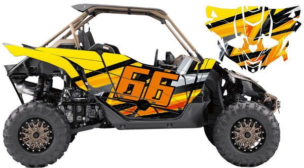 Yamaha YXZ1000 Graphics d11