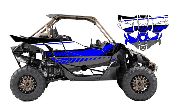 Yamaha YXZ1000 Graphics d12
