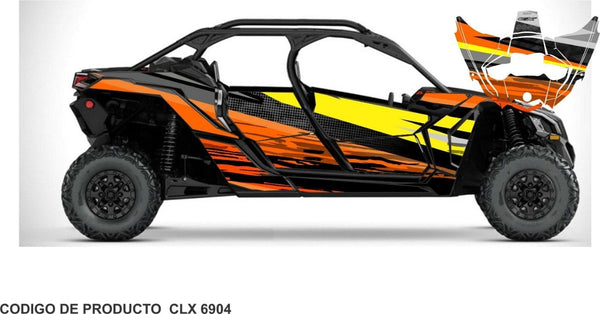 Can-Am X3 Maverick d23