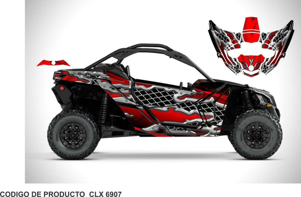 Can-Am X3 Maverick d10