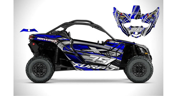 Can-Am X3 Maverick d28