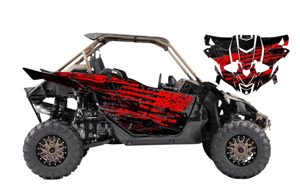 Yamaha YXZ1000 Graphics d2