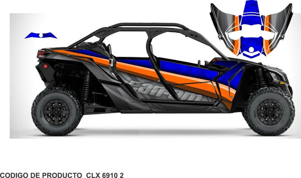 Can-Am X3 Maverick d30