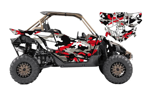 Yamaha YXZ1000 Graphics d6