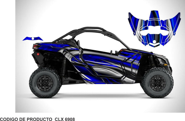 Can-Am X3 Maverick d32