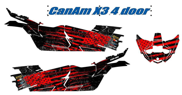 Can-Am X3 Maverick d6