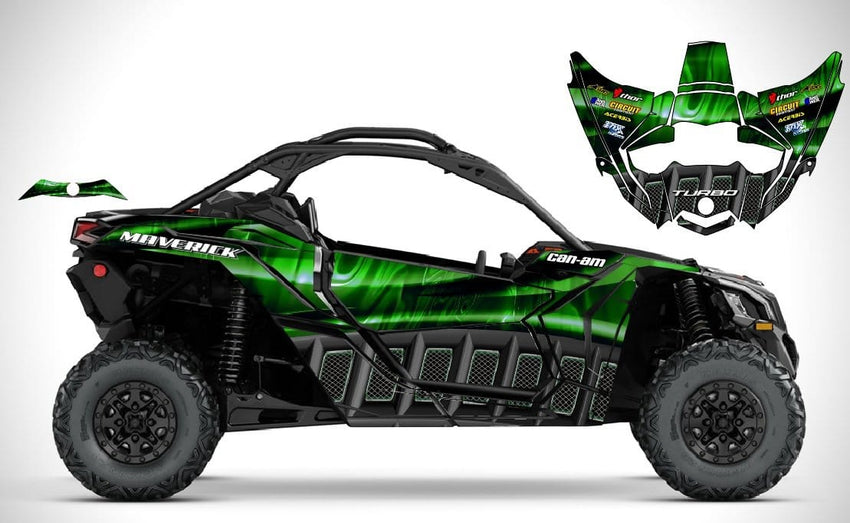 Can-Am X3 Maverick d42
