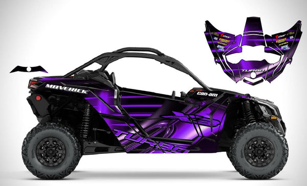 Can-Am X3 Maverick d43