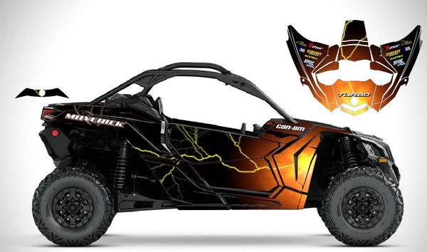 Can-Am X3 Maverick d35