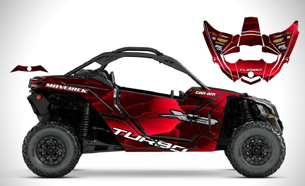 Can-Am X3 Maverick d36