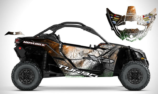 Can-Am X3 Maverick d38