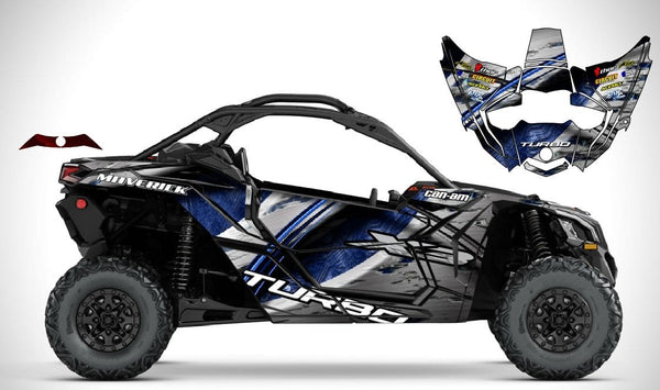 Can-Am X3 Maverick d40