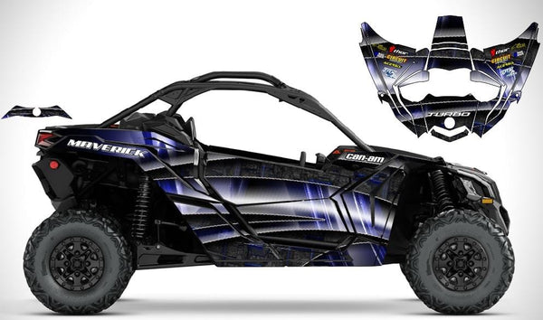 Can-Am X3 Maverick d41
